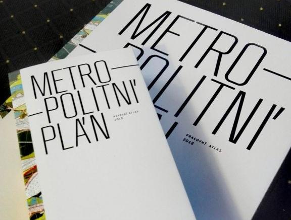 Připomínkujeme Metropolitní plán