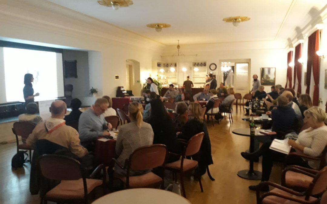 Setkání spolků z okolních obcí